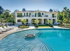 A grand estate just minutes from the heart of Beverly Hills. The perfect place to spend your summer months. Give us a call about long or short term stays!