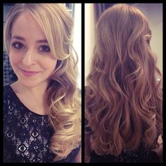 First look from the wedding hair trial... What do you guys think? - @fleurdeforce- #webstagram