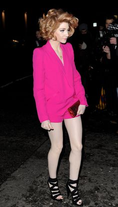 Nicola Roberts Photo - ELLE Style Awards 2010 - Arrivals