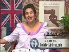 Kulāiwi Lesson 2 - YouTube Learn Hawaiian Language