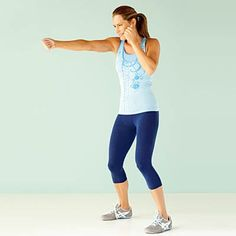 Pilates Boxing - Exercises for Your Biceps and Triceps - Health.com