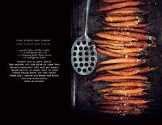 Beatiful food photography using dark backgrounds