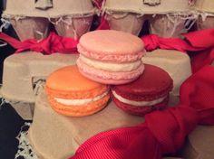 Valentines! Rose, Orange Blossom and Red Velvet. Kiss kiss