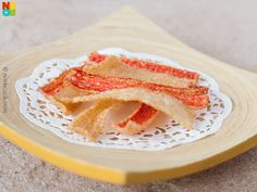 Easy recipe for imitation crab sticks deep-fried to golden crispiness. A favourite Chinese New Year snack.
