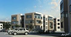 Image result for low storey apartment building