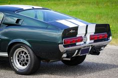Ford Mustang Shelby GT 500, 1967 - Classicargarage - FR Ford Gt500, Mustang Gt500, Ford Mustang Shelby Gt, Muscle Cars, Mustangs, Cars, Mustang