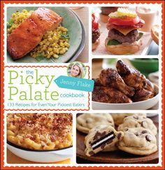 The Picky Palate Cookbook via Picky Palate