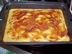 Apfelpfannkuchen aus dem Ofen 38