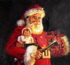 Santa...................
