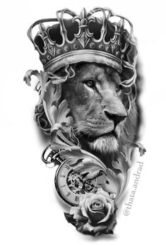 Tattoos Discover Lion crown roses - Famous Last Words Lion Forearm Tattoos Lion Head Tattoos Forarm Tattoos Mens Lion Tattoo Lions Tattoo Tiger Tattoo Realistic Tattoo Sleeve Full Sleeve Tattoo Design Lion Tattoo Design Hand Tattoos, Lion Forearm Tattoos, Lion Head Tattoos, Mens Lion Tattoo, Best Sleeve Tattoos, Body Art Tattoos, Forarm Tattoos, Celtic Tattoos, Tattoo Ink