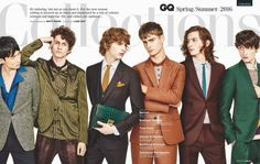 British GQ rounds up designer suiting from the spring-summer 2016 collections.