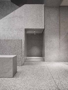 Terrazo David Chipperfield Valentino Flagship Store . New York