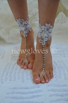 Black Beach wedding barefoot sandals      ▲▲▲▲▲▲▲▲▲▲ SHIPPING ▲▲▲▲▲▲▲▲▲▲    US // 16-17 days (Usually 8-9 for CA)  CANADA // 9-12 days  UK // 8-9 days