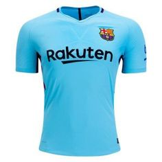 fc barcelona 2017 18 fcb player version away shirt