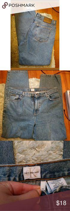 Vintage Calvin Klein Mom Jeans Excellent condition. Calvin Klein Jeans Jeans