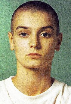 Sinead O'Connor, gorgeous Boyish Style, Face The Music, Dream Pop, Shaved Head, Cultural, Post Punk, Glam Rock, Female Singers, Music Artists