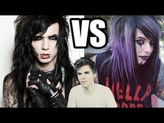 BoTDF vs BVB (Blood on The Dance Floor vs Black Veil Brides) - YouTube    THIS I ALL THE PROOF YOU NEED MOTHER!!! HAHAHAHA!!!
