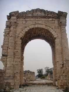 Round Arch, Roman Architecture, George Washington Bridge, Wonderwall, Tasmania, Ancient Greek, Lebanon, Middle East, Wilderness