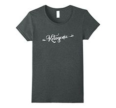 Womens Ketogenic Diet Low-Carb T-Shirt Medium Dark Heather -- You can get additional details at the sponsored image link. #KetogenicDietPlan