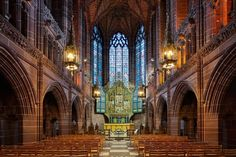 liverpool cathedral - Google Search
