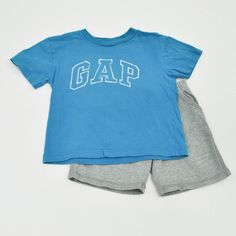 Boys 4/4T Shorts and Shirt- Gently Used- Baby Gap and Gymboree- Click to see the whole lot!
