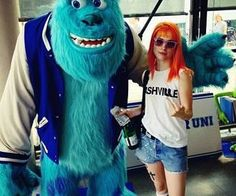 two of my favorite things disney & paramore <3 could it be more perfect?!