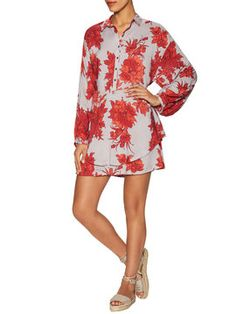 Shake It Mini Dress by Free People at Gilt fb92bf208769
