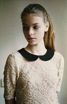 White lace and black peter pan collar #peterpancollar #blackandwhite