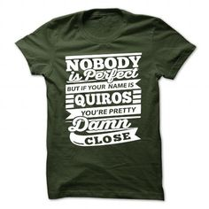 QUIROS - #hoodie freebook #sweatshirt chic. PURCHASE NOW => https://www.sunfrog.com/Camping/QUIROS.html?68278