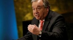 UN chief vows to combat anti-Semitism and racism