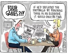 Funny pictures about NFL Suspension. Oh, and cool pics about NFL Suspension. Also, NFL Suspension photos. April Fools Pranks, American Sports, Indianapolis Colts, Sports Humor, Golf Humor, Political Cartoons, New England Patriots, Best Funny Pictures, Funny Pics