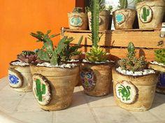 pasta piedra - Buscar con Google Pasta Piedra, Adult Crafts, Concrete, Planter Pots, Alice, Presents, Handmade, Diy, Google