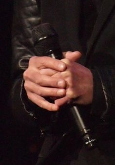 Those hands...