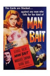 Man Bait Diana Dors Movie Print 1952 http://www.iposters.co.uk/
