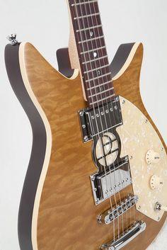 LPF Guitars. #oneofakind #electric #guitar
