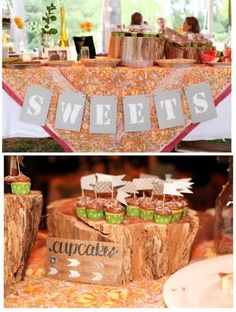 Rustic style DIY wedding