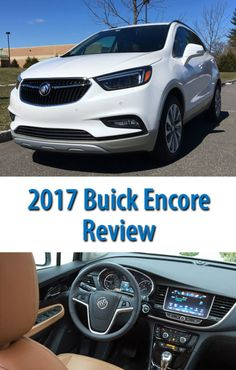 Review of the 2017 Buick Encore Premium AWD.