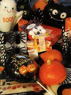 Halloween juhlien helpot koristeluvinkit - Peggyn pieni punainen keittiö