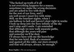 this <3 The One Saving Grace by Beau Taplin
