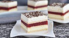 Na tento dezert nepotrebujete rúru: Nepečený malinový dezert, ktorý sa topí na jazyku a všetci ho milujú! Cake Recipes, Dessert Recipes, Cream Cheese Recipes, Melt In Your Mouth, No Bake Cake, Vanilla Cake, Fondue, Tiramisu, Cheesecake