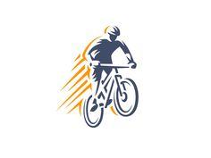 Freeride logo design by Sergey Kovalenko. Montain Bike, Logo Design Examples, Design Ideas, Logo Luxury, Bike Logo, Bicycle Rims, Sports Graphics, Cycling Art, Bike Art