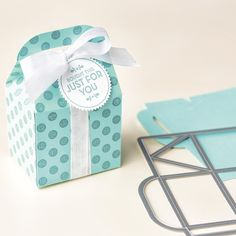 Baker's Box Thinlits Dies by Stampin' Up!