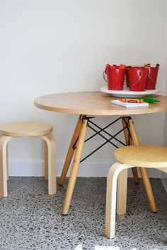 spring back bankeru0027s chair is made up of 4 recycled Klackbo Ikea chair legs plus two antique bankers chair seats and sprinu2026 | Fine Furniture and Design ... & spring back bankeru0027s chair is made up of 4 recycled Klackbo Ikea ...