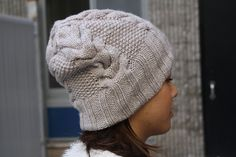 Ravelry: Bergen Street Tuque pattern by Caryl Pierre