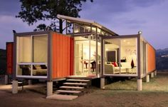 High Quality Prefab Modular Movable Modify Shipping Container House