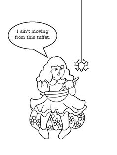 International Museum of Women feminist coloring book page