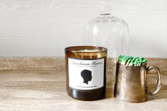 Hand-poured, Soy-blend Candles | Mediterranean Fig | Murchison-Hume