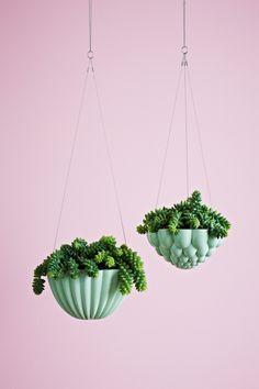 Pretty planters