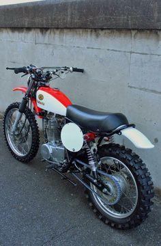 Yamaha SR400 VMX