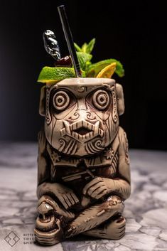 Pomegranate Juice, Grapefruit Juice, Column Still, Cinnamon Syrup, Aged Rum, Popular Stories, Fantasy Island, Cheese Cloth, Cocktails